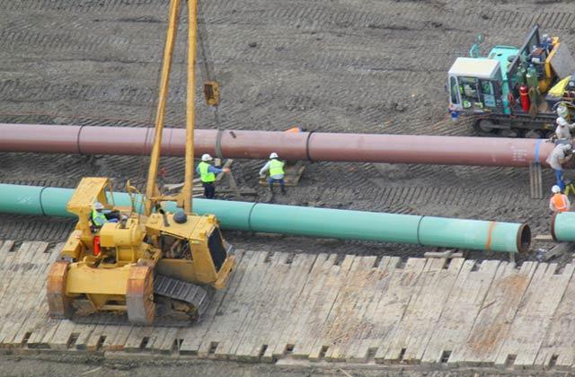 Pipeline Mat Rentals