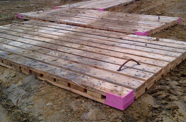 Used Mats Used Crane Mats Quality Mat Company